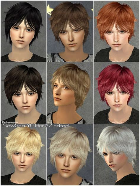 men hair sims 2 142 best sims 2 3 4 things images on pinterest sims cc