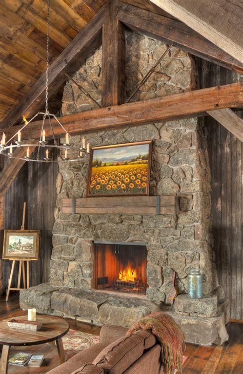 st boni ranch big wood timber frames