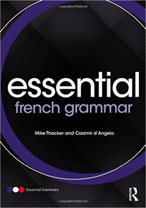 essential french grammar repost avaxhome