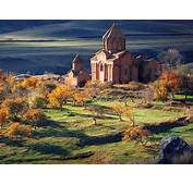 Ancient Temples And Monasteries In Armenia