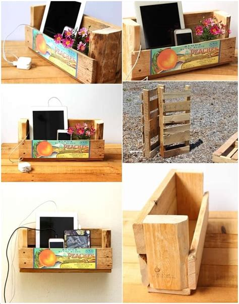 diy charging station ideas 10 cool and clever charging station ideas