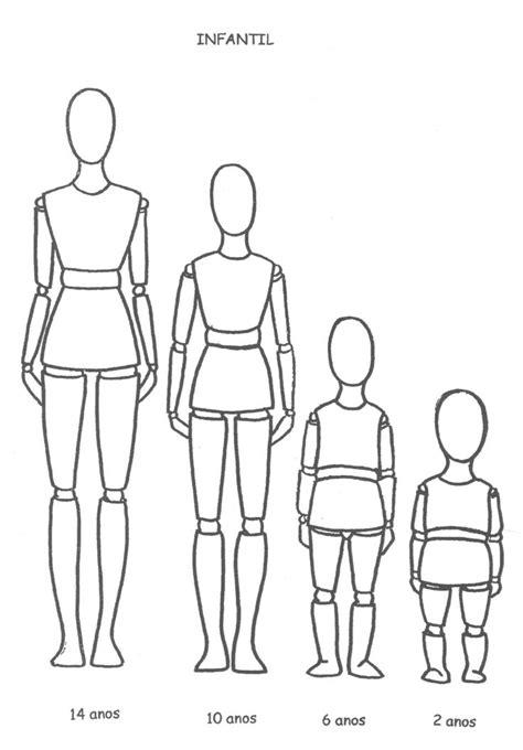 human pattern drawing croquis infantis sketch book pinterest
