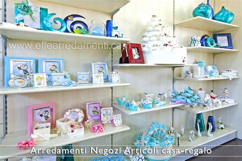 arredamento in regalo arredamenti per negozi articoli da regalo effe arredamenti
