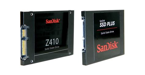 Sandisk 120gb Ssd Plus Sata sandisk ssd plus and z410 sata iii ssd review