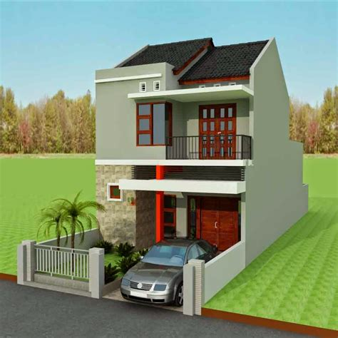 desain interior rumah compact eksterior dan interior desain rumah minimalis berkonsep