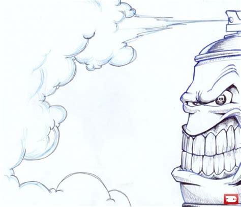 graffiti cartoon character sketches