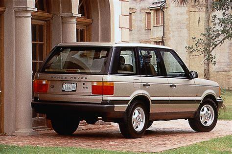 1992 02 Land Rover Range Rover Consumer Guide Auto