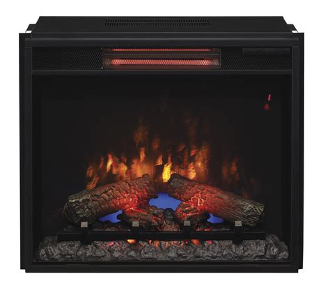 23 Inch Fireplace Insert by Classic 23 Quot 23ii310gra Infrared Electric Fireplace