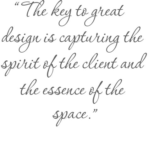 Interior Design Quote by Jenniezdesignconcept Transforming Your Space Best