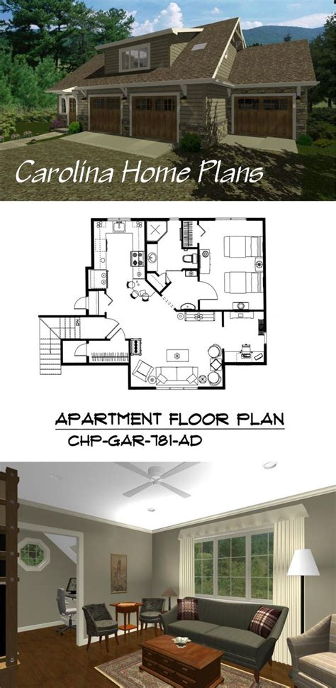 small garage apartment plans 24 best images about build in stages on pinterest house