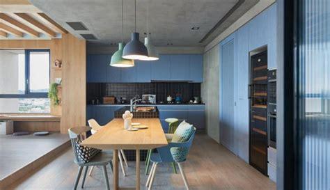 decoracion interiores la cocina departamento de 150 metros cuadrados planos de arquitectura