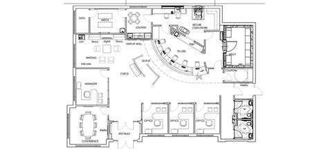 bank floor plans bank design floor plan joy studio design gallery best