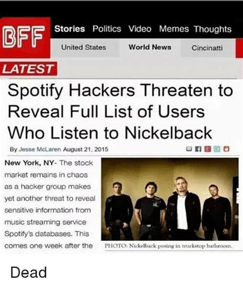 Dead Memes List - funny nickelback memes of 2017 on sizzle draking