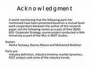 Image Result For How To Make An Acknowledgement In A Research Paper