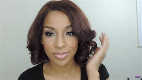 african american blowout hairstyle blowout hairstyle for african american women blowout