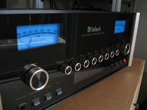 Machintosh C50 mcintosh c50 quot reduced photo 528183 us audio mart