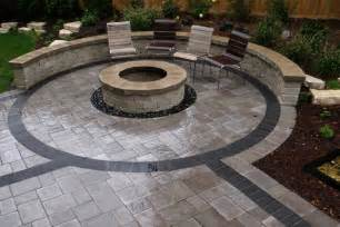 Pavers Designs For Patio Backyard Paver Patio Designs Marceladick