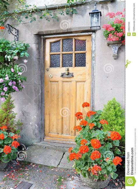 Country Cottage Front Doors by Cottage Front Door Stock Photo Image Of Color Buildings