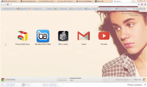 themes google chrome justin bieber best new justin bieber themes for the most hardcore fans