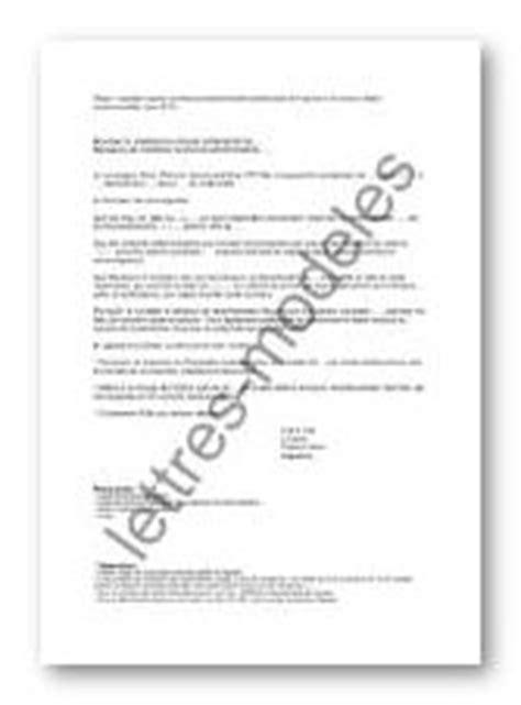 Exemple Lettre De Recours Visa Modele Lettre Recours Administratif Gratuit