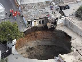 Pictures Of Sink Holes sinkhole photos business insider