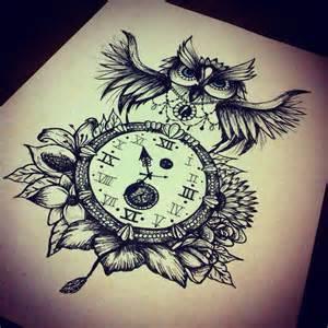 Flying Lotus Clock Catcher Clock Tattoos Clock Design And Clock On