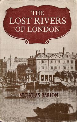 libro londons lost rivers captain ahab s watery tales the lost rivers of london book review