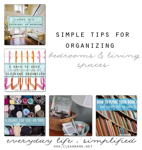 living spaces bedrooms simple tips for organized bedrooms living spaces clean mama