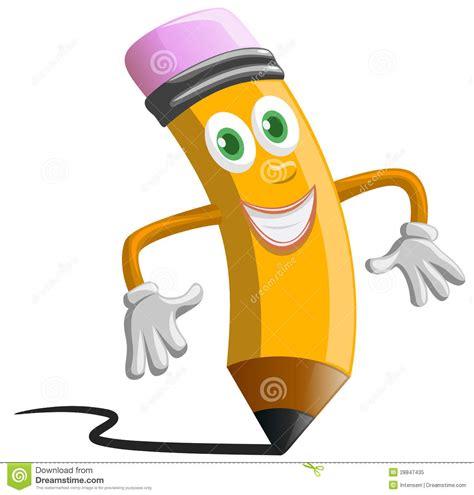 Character Pencil pencil character royalty free stock photo image 28847435