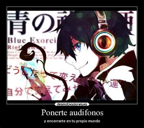 imagenes anime con audifonos animes con audifonos imagui