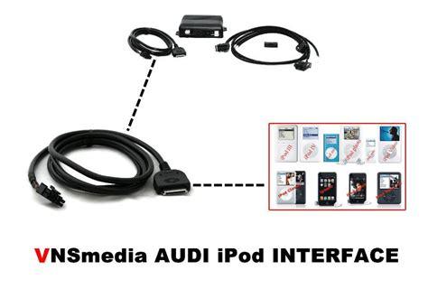 Multimedia Interface Audi by Audi Multimedia Interface Ami Ipod Mmi 2g Q7 A6 A5 Q5 A4