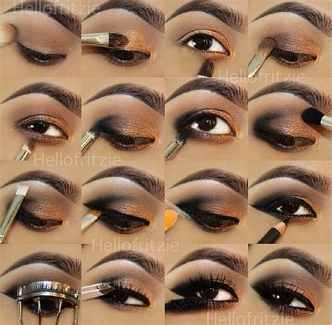 tutorial eyeshadow step by step eyeshadow tutorial beauty tips beat that face up