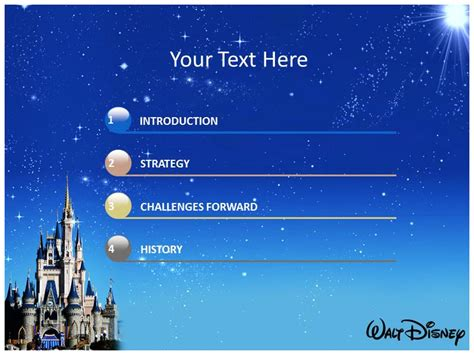 Disney Powerpoint Background Disney World Powerpoint Template Background Of Cartoon Powerpoint Disney Powerpoint Template