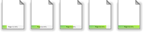 visio progress bar number your pages visually some more visio
