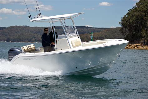 centre console boats for sale america cobia 201 centre console fishing boat review boatadvice