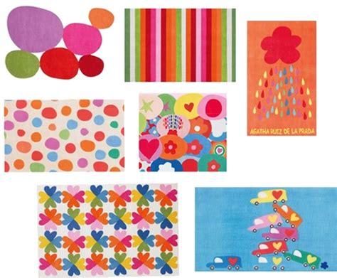 alfombras vinilo infantiles nuevas alfombras infantiles de agatha ruiz de la prada