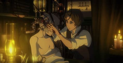 film anime zombie trailer for empire of corpses has zombies steunk and