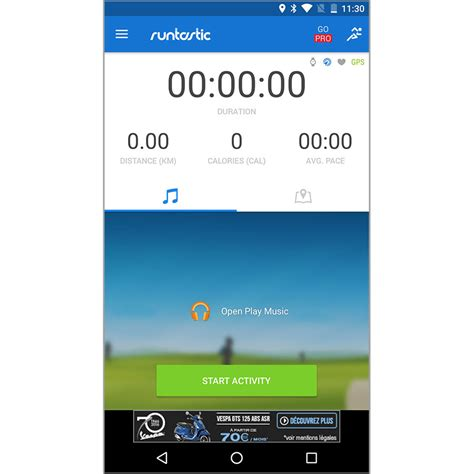 android fitness test runtastic running fitness android ufc que choisir