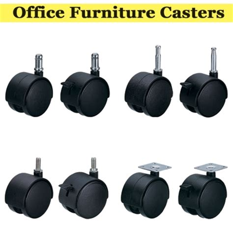 top caster supplier office furniture casters swivel