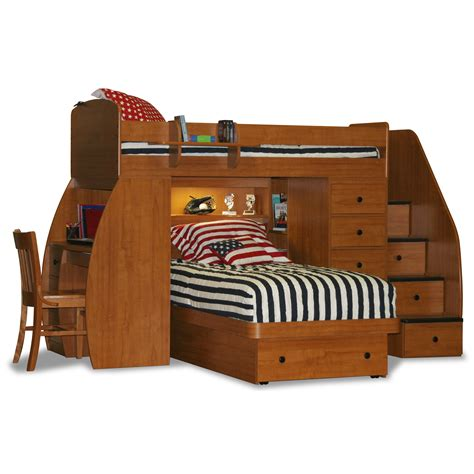 bunk bed with desk it bunk bed with desk best alternative for