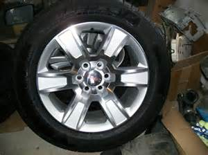 Truck Wheels And Tires For Sale 2014 2015 Gmc 20 Quot Wheels And Tires For Sale In