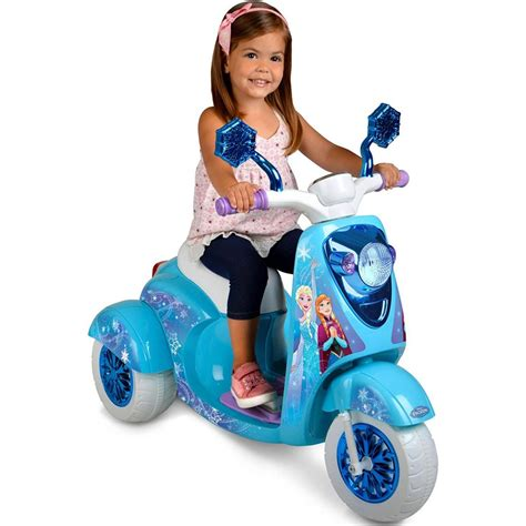 frozen power wheels frozen ride on toys kid battery powered cars for hours