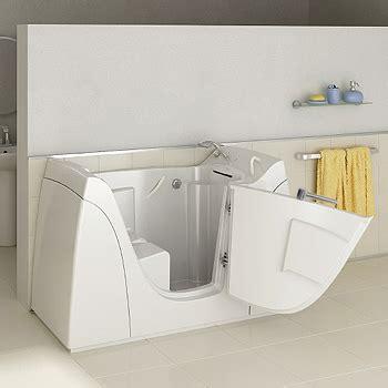 vasca bagno con porta vasca da bagno con porta elegante e sicura per anziani e