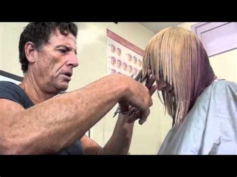how to cut a shag haircut at home how to cut hair shaggy and funky by rico altieri youtube