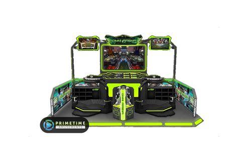 Omni Vr omni arena reality 2 player primetime amusements