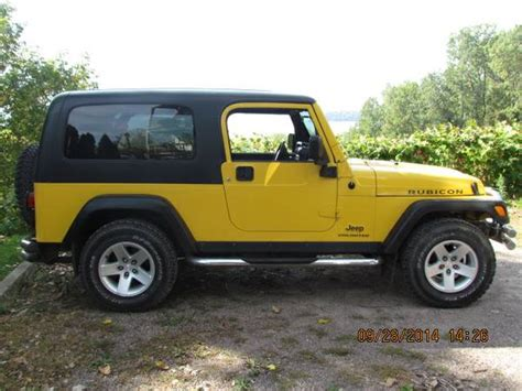 2005 Jeep Wrangler Unlimited Soft Top 2005 Jeep Wrangler Unlimited Rubicon For Sale In Burlington Vt