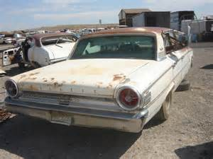 Ford Galaxie Parts 1963 Ford Galaxie 63fo1571d Desert Valley Auto Parts