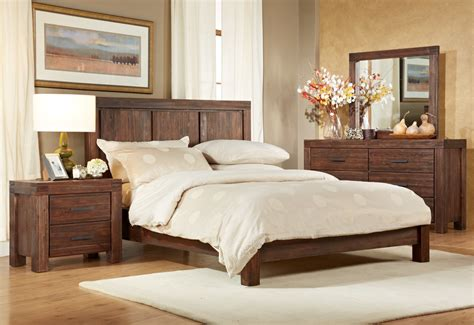 bedroom sets solid wood 4 piece meadow solid wood bedroom set usa warehouse