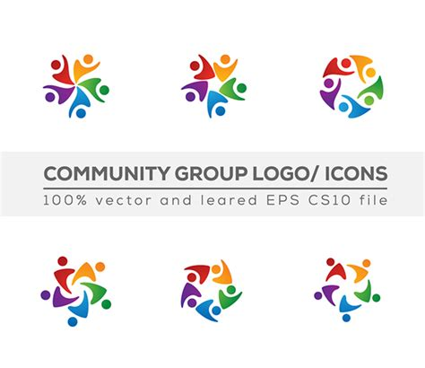 free logo design no cost free social and community logo designs on behance