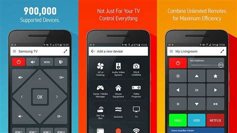 tv remote app for android best tv remote apps for android sprunworld